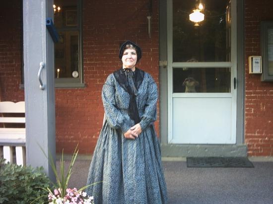 Cashtown Inn : She told ghost stories about the Inn