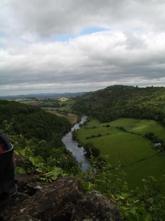 Coleford, UK: View from Symmonds Yat