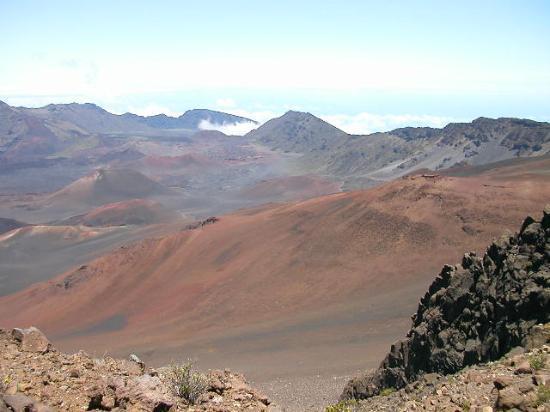 Maui, HI: haleakala crater