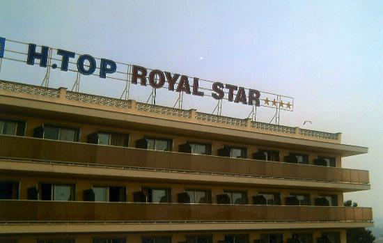 H TOP Royal Star & SPA: hotel top