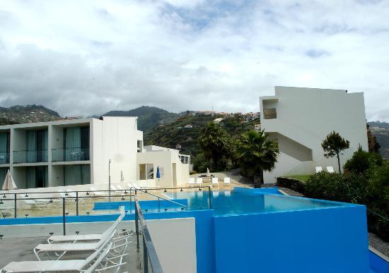 Estalagem Ponta do Sol: good looking hotel