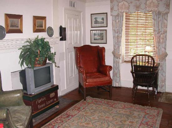 Reynolds Tavern: Jefferson Suite