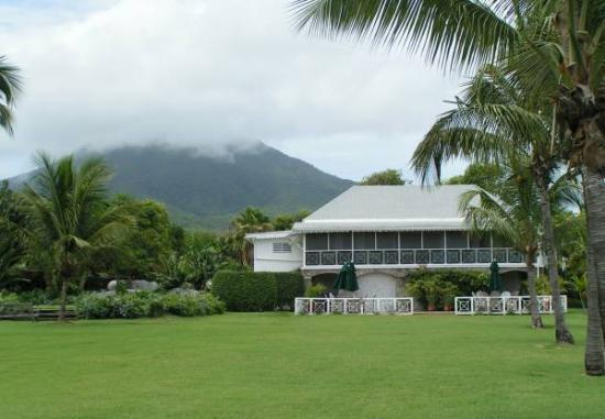 Nisbet Plantation Beach Club: Great House