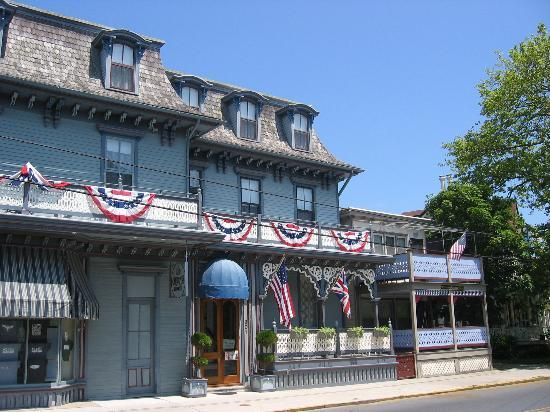 Photo of The Queen's Hotel Cape May