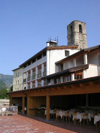 Hotel Ristorante Colomba d'Oro Photo