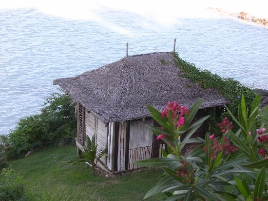 Cocobay Resort: The Wellness cottage