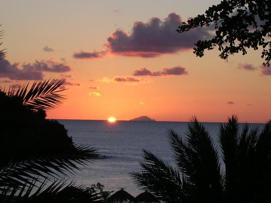 Cocobay Resort: A glorious Antiguan Sunset