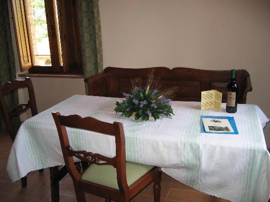 Agriturismo San Gallo: Dining Room