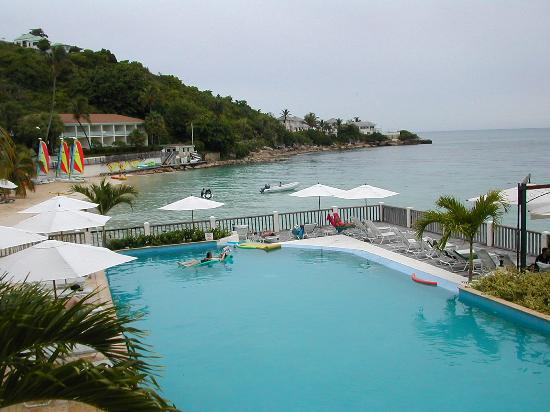Blue Waters Antigua: View of Main Pool