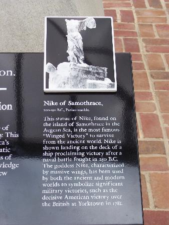 Yorktown, VA: Find out the significance of this statue...