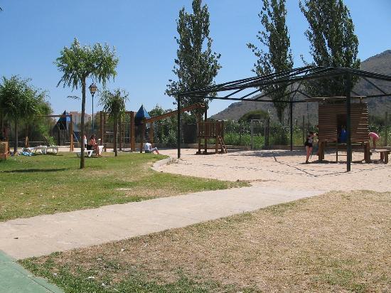 Club MAC Alcudia : childrens play area