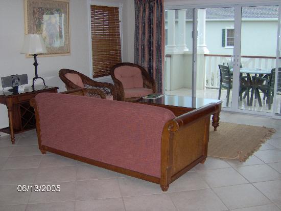 Royal West Indies Resort: Living Room