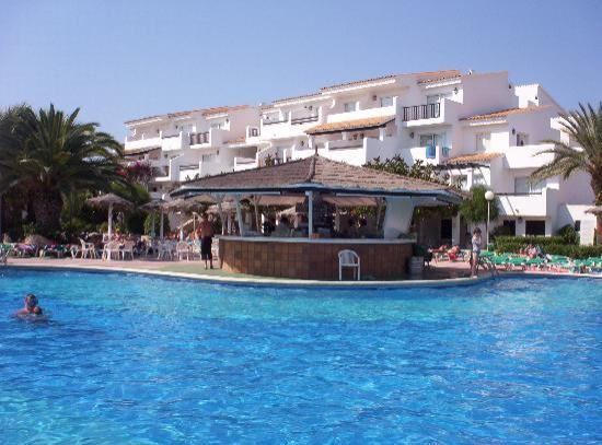 Bahamas Hotel Ibiza Playa D En Bossa