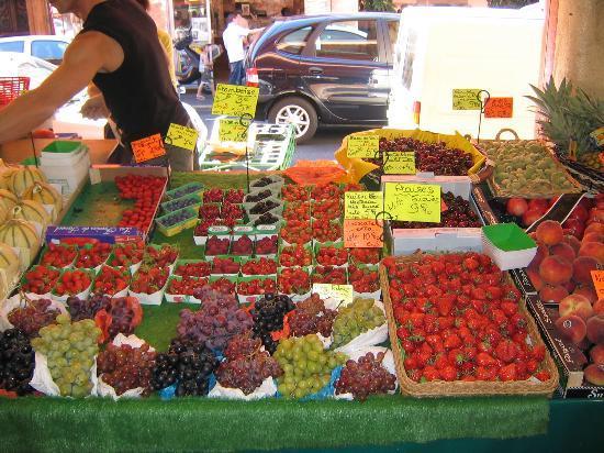 Forville Markt (Marche Forville)