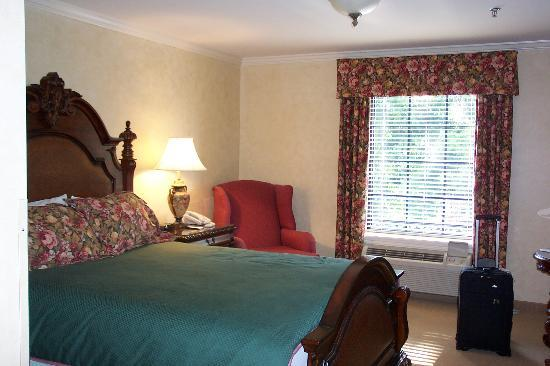 Church Street Inn: Very nice rooms
