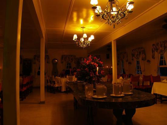 Hotel Panamonte: The Dining Room
