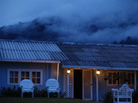 Hotel Panamonte: Hotel in Mist 2