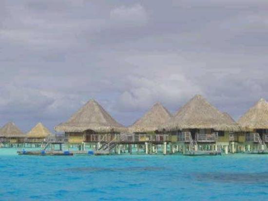 InterContinental Bora Bora Le Moana Resort: Intercontinental Bora Bora -- OW Bungalows