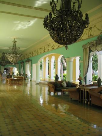 Iberostar Hacienda Dominicus: Lobby.