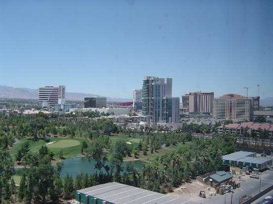 Renaissance Las Vegas Hotel: North Strip view from room 1108