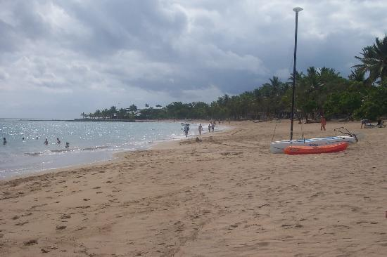 Puerto Plata Village Resort : Surf's Up!