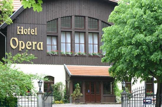 Opera Hotel : Outside of Hotel