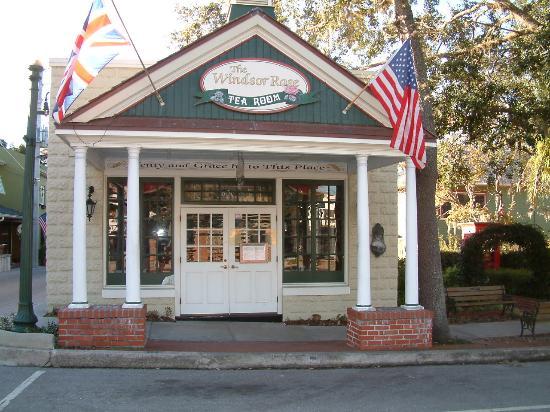 Windsor Rose Tea Room & Restaurant Photo