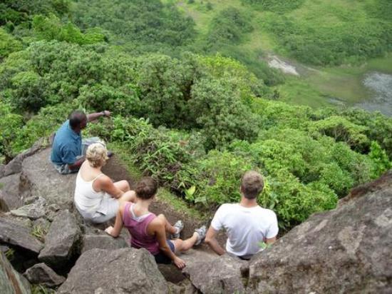 Go Hiking in the Caribbean