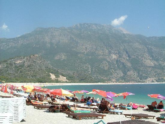 Club Belcekiz Beach Hotel: The Beach