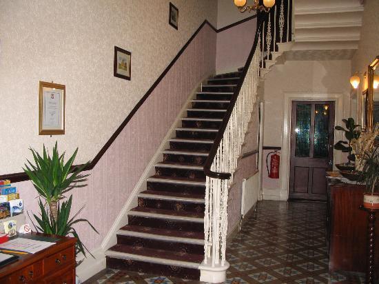 Cornerways Guest House, Hallway