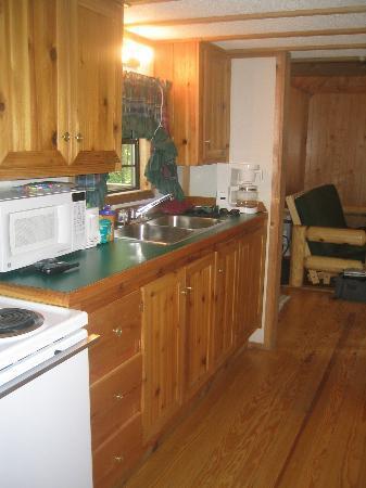 Santa Claus, IN: The kitchen