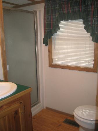 Santa Claus, IN: The bathroom