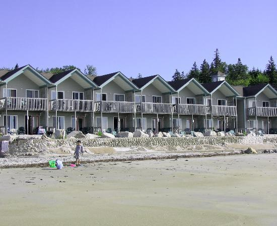 Summerville Centre, Canada: View from the beach