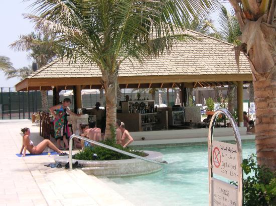 Beach Rotana: One of the Pool Bars