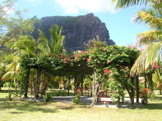 LUX* Le Morne: Habiscus Gazebo (Place we married)