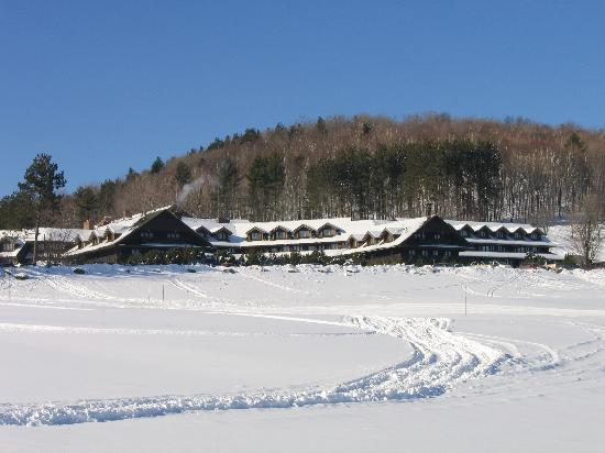 Trapp Family Lodge: Main Lodge