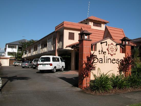 The Balinese Motel