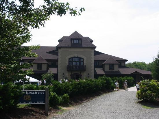 Fancy Gap, VA: Chateau Morrisette Winery..not far away!