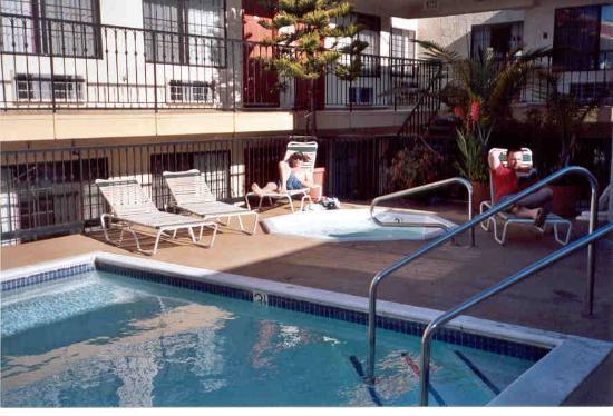 Crimson Hotel: Comfort Inn Manahttan Beach, CA