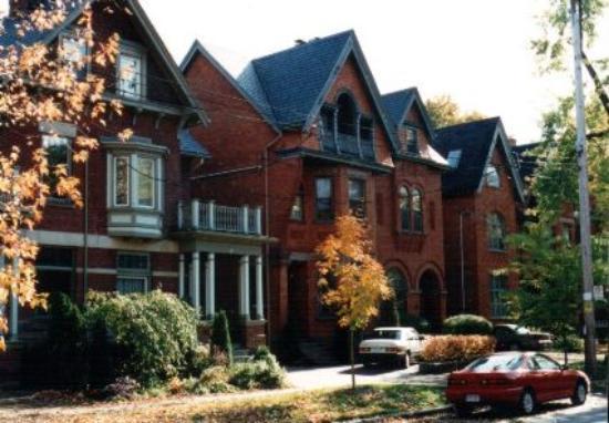 Toronto, Canadá: The Annex