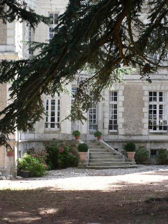 Le Relais de la Herserie : the main building le Herserie