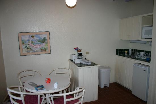فندق شوجار ميل: Our kitchenette