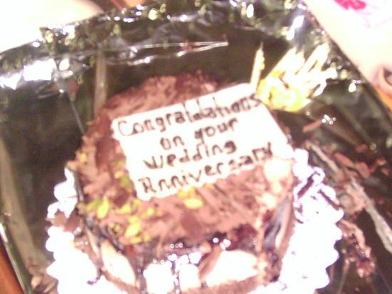 Emre Apartments: this is our cake
