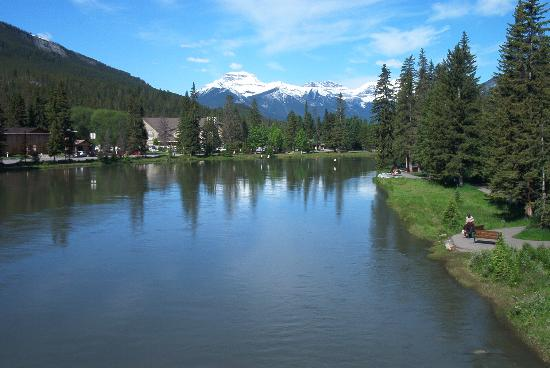 Banff Nationalpark, Canada: Town Park