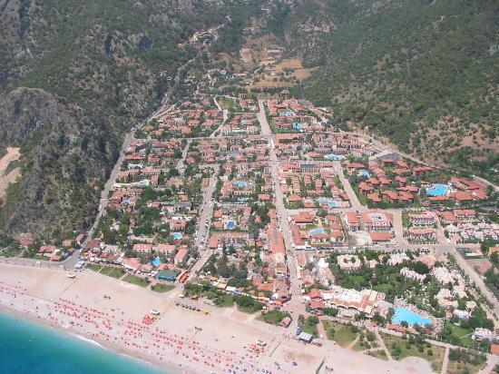 Club Belcekiz Beach Hotel: Olu Deniz