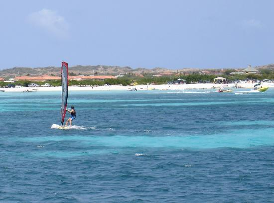 Foto de Marriott's Aruba Surf Club