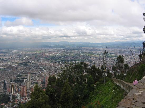 Снимок Богота