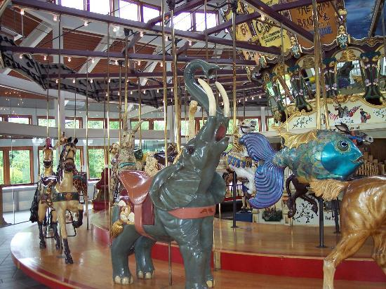 Coolidge Park: Carousel Picture