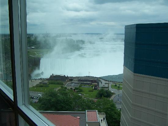 Embassy Suites by Hilton Niagara Falls Fallsview Hotel: View from room 1719