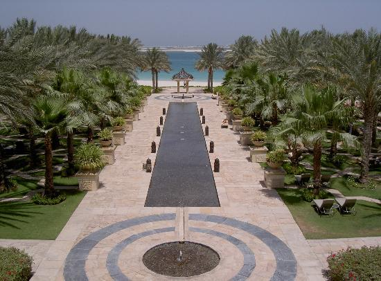 The Palace at One&Only Royal Mirage Dubai: The Palace view from terrace